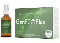 GenF20 Plus Supplement And Spray